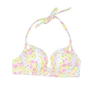 VS Floral Pastel Bombshell Bikini Top